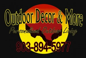 outdoor decor & more