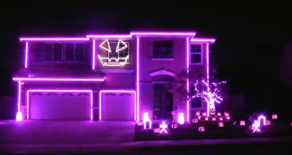 judd light display